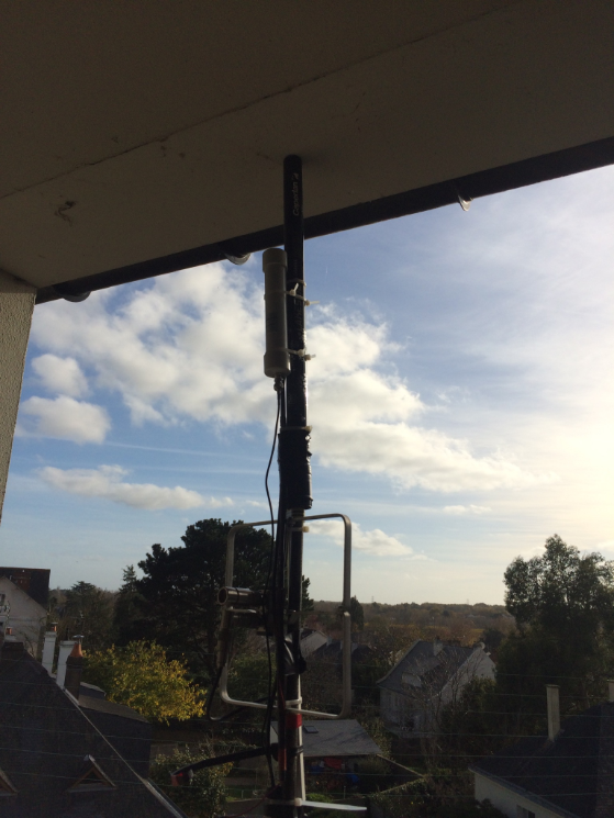 antenne active